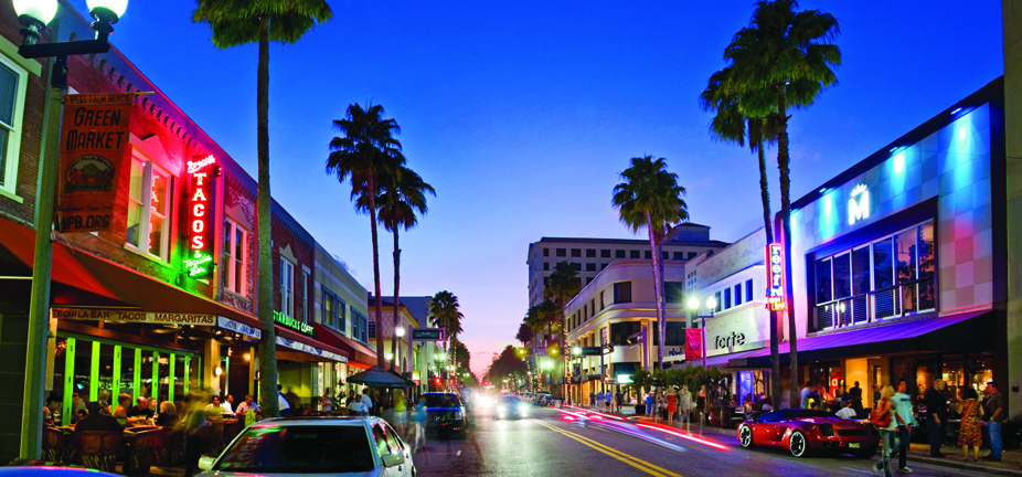 Find an empty leg in west palm beach
